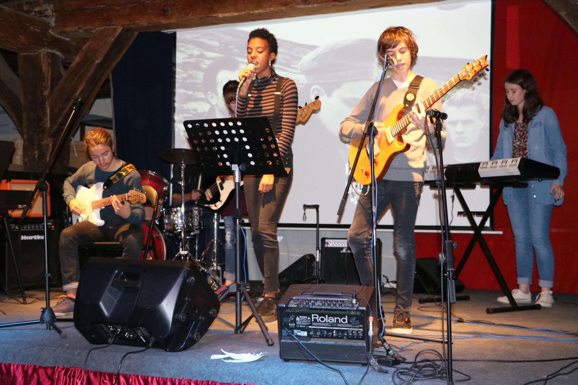 AMC Concert Atelier Musique Actuelle