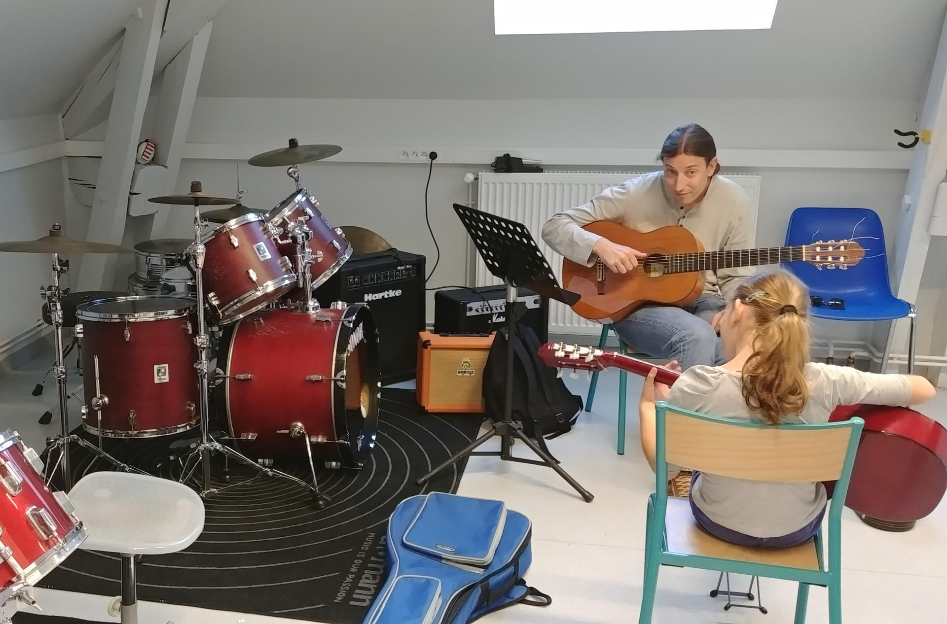 AMC Cours de Guitare