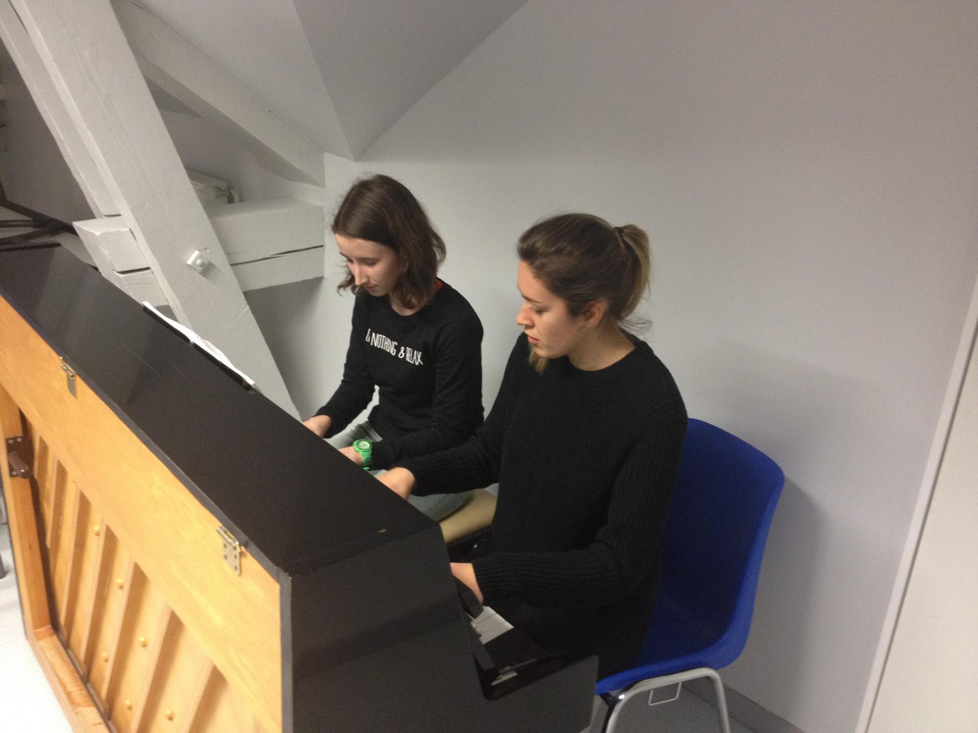 AMC Cours de Piano