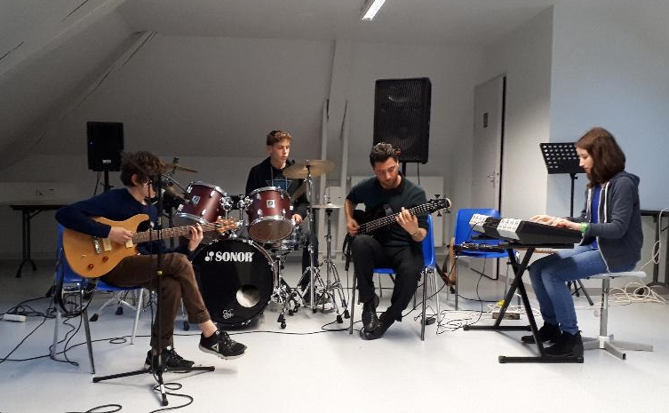 AMC Atelier de Musique Actuelle